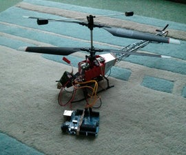 Basics of Turning your Remote Controll Vehicle into an Autonomous System (Drone) Using an Arduino