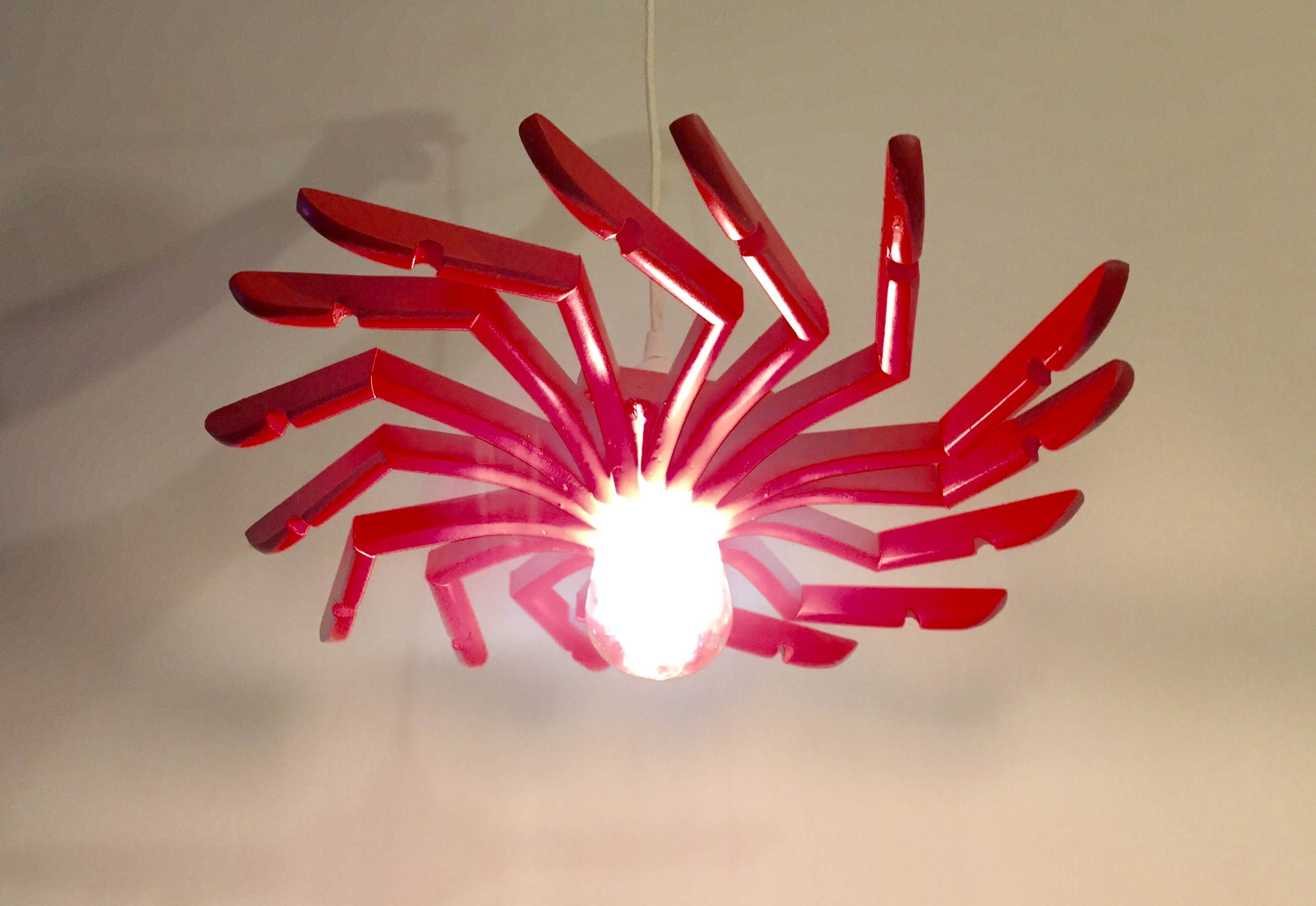 Picture of Finished Lamp