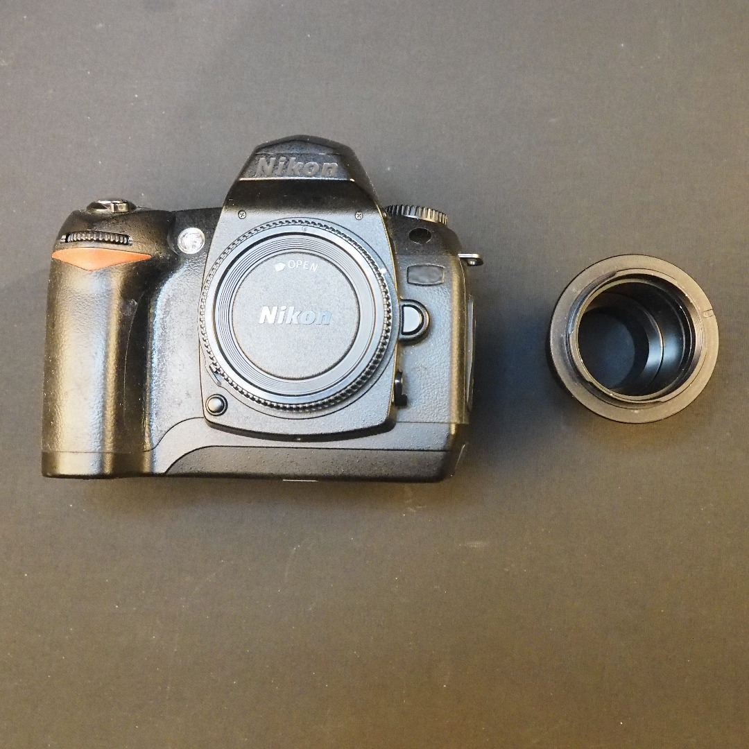Picture of Adding a Camera Adapter