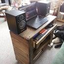 Mini Mobile D.A.W./Computer desk