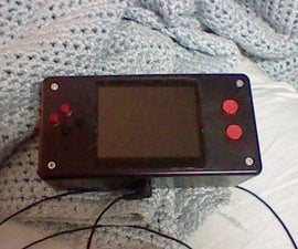 Portable Game System