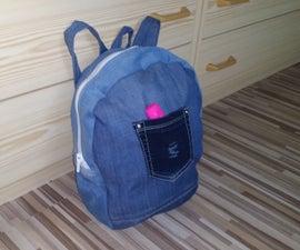 How to make a Backpack / Bag / Knapsack