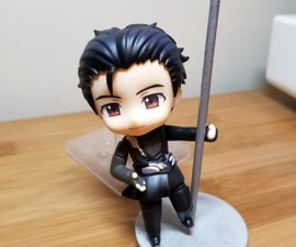 Nendoroid Dance Pole