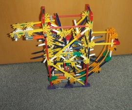 Knex small wheel lift