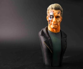 How to Paint the Terminator