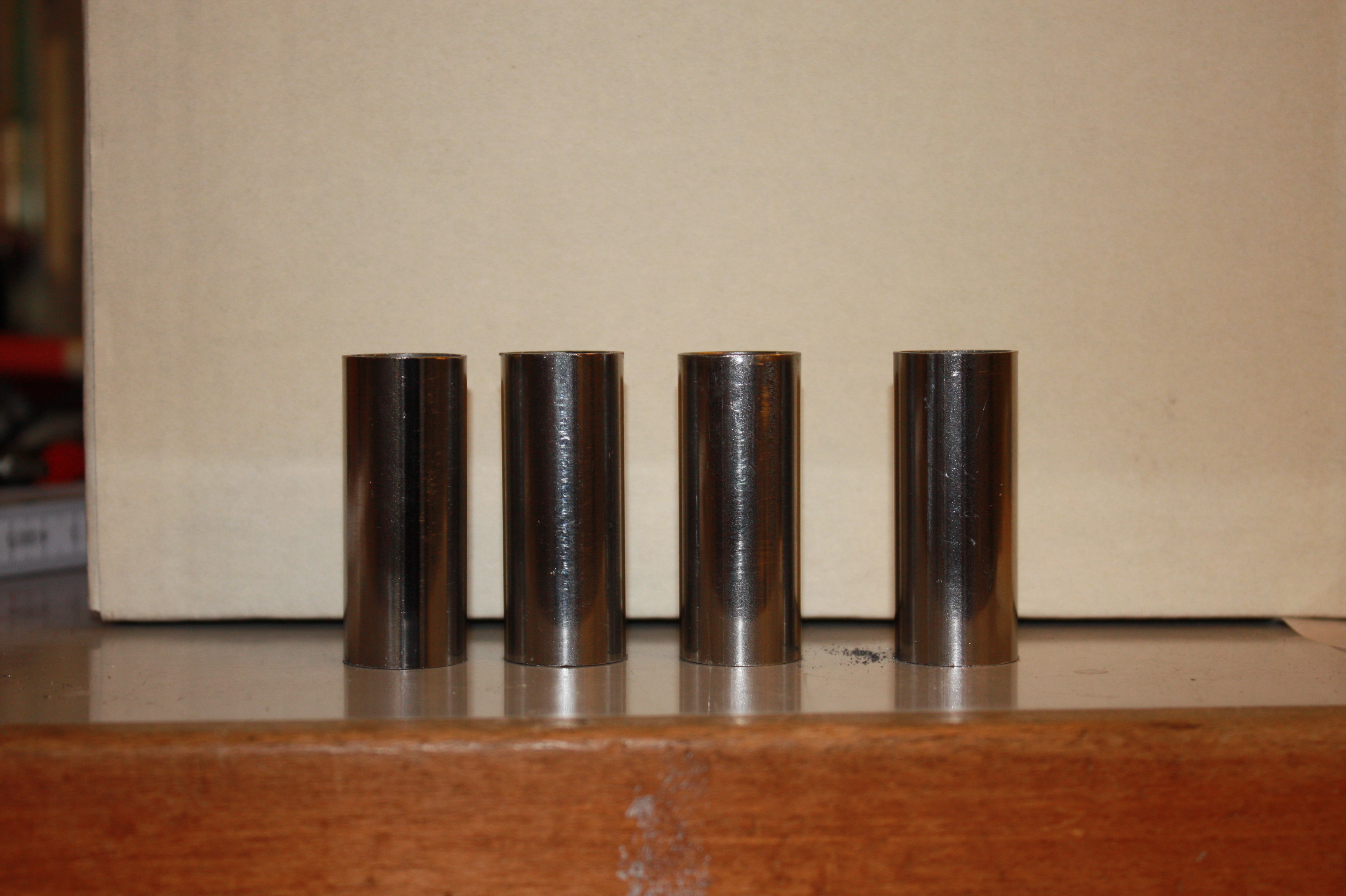 Picture of Cut the Metal Tube to Size