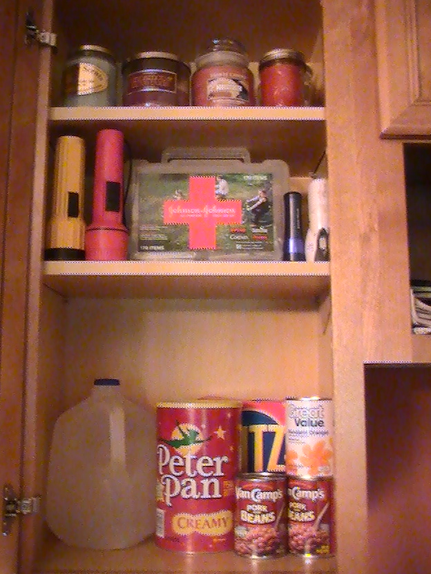 Picture of What to Put in a Cabinet