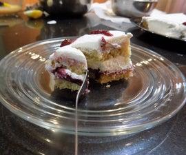 Gluten-Free Japanese Strawberry Cake