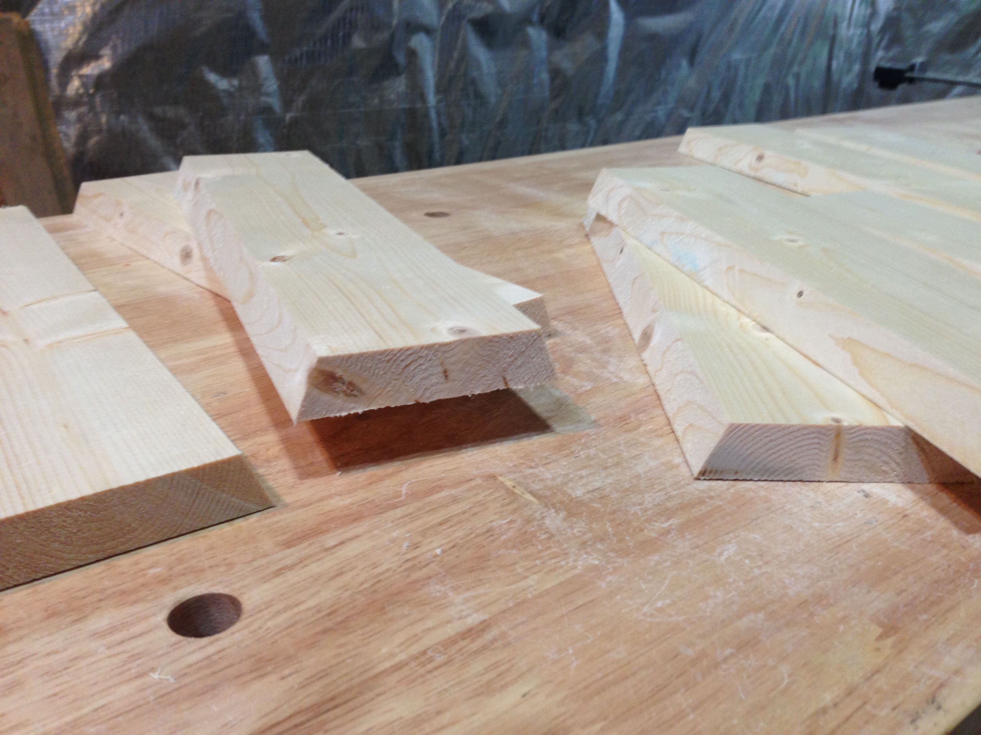 Picture of Chamfer Edges
