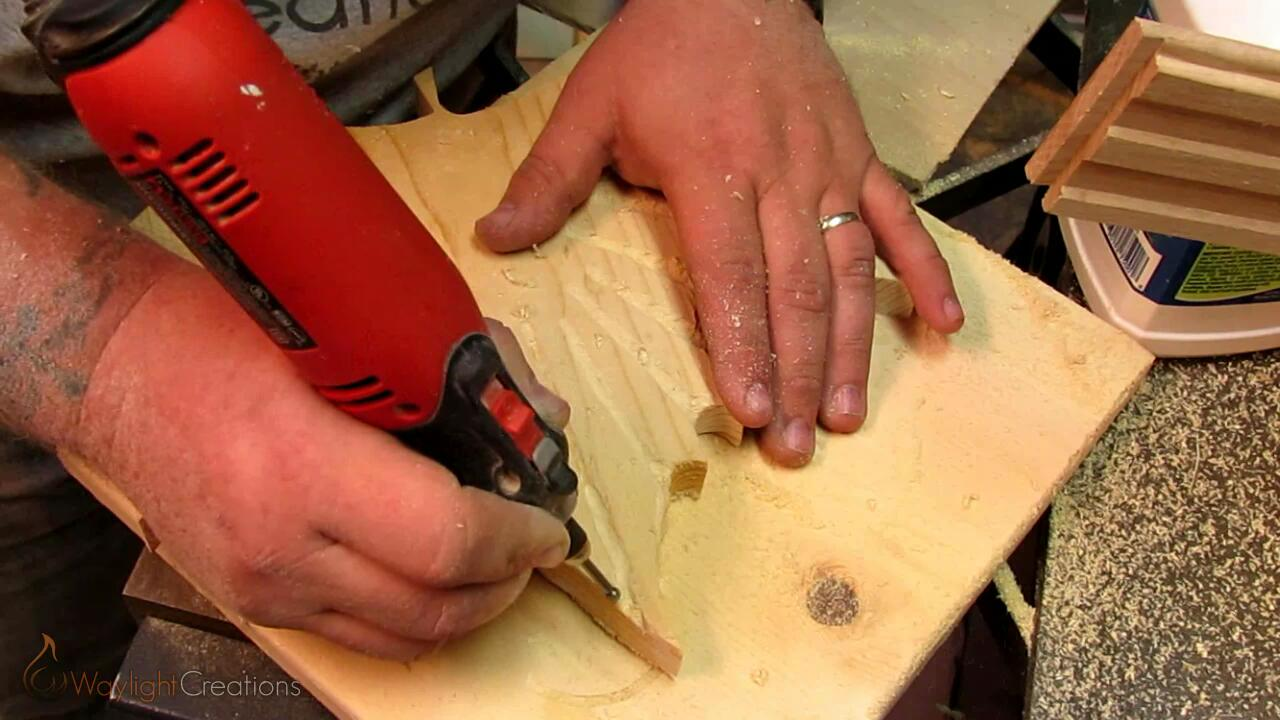Picture of Carving the Plate