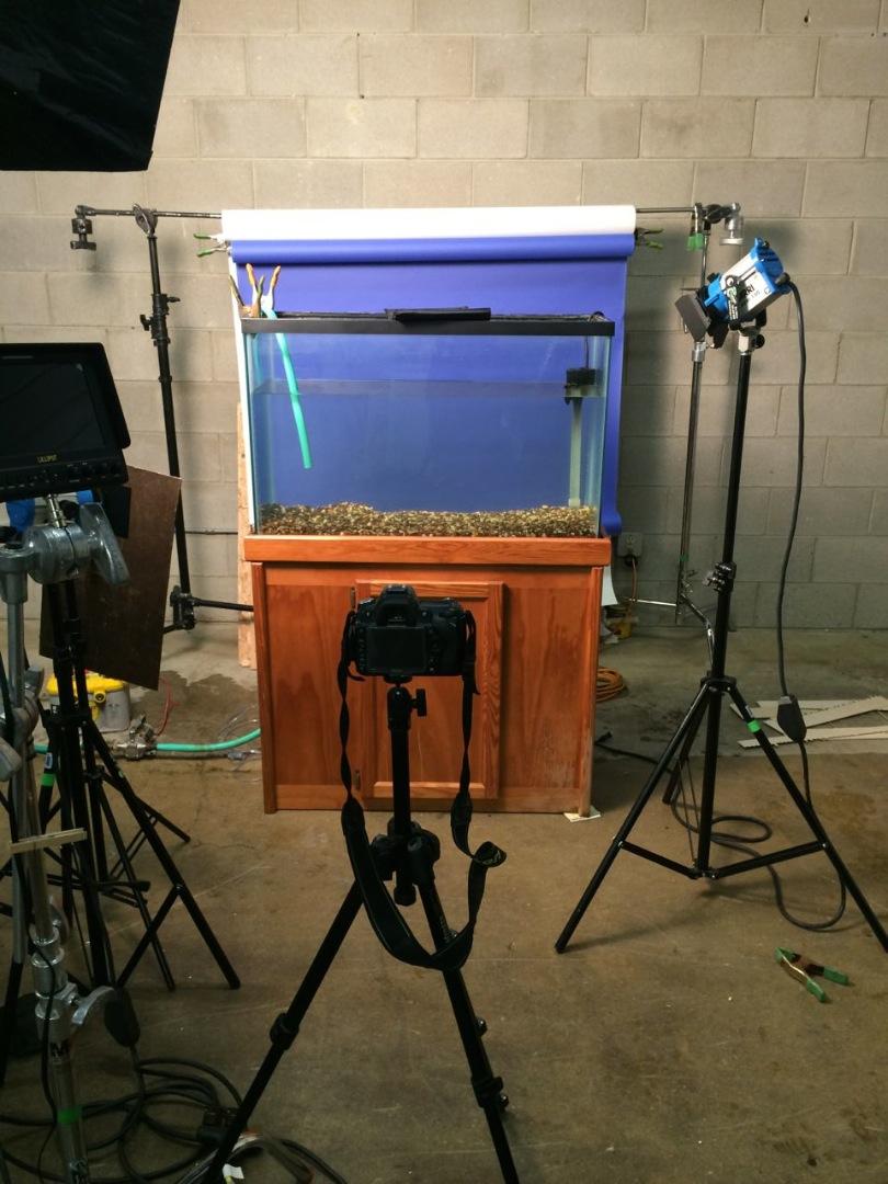 Picture of Studio Setup