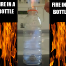 Science Experiment: FIRE in a BOTTLE!