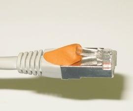 Sugru Ethernet RJ45 Plug Protector