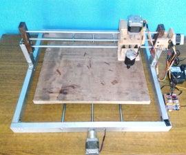 Diy Wood Engraving CNC Router