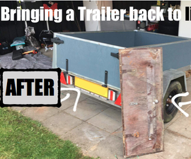 Bringing a Trailer Back to Life!