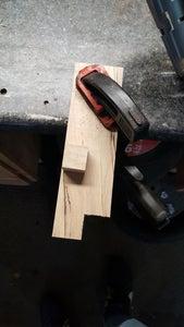 Cutting and Splitting the Saya
