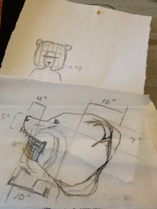 Sketch and Gather Materials