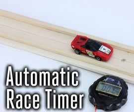Automatic Race Timer