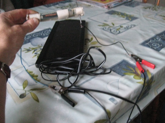 Picture of VSSR (Very Swift Solar Recharger)