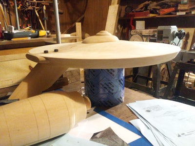 Saucer Section