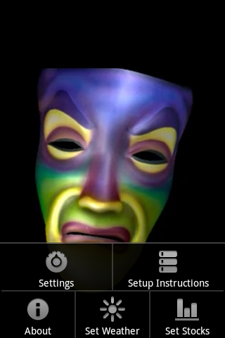 Picture of Free Android Magic Mirror Mini App