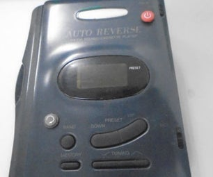 Walkman + RetroPie = Time Machine