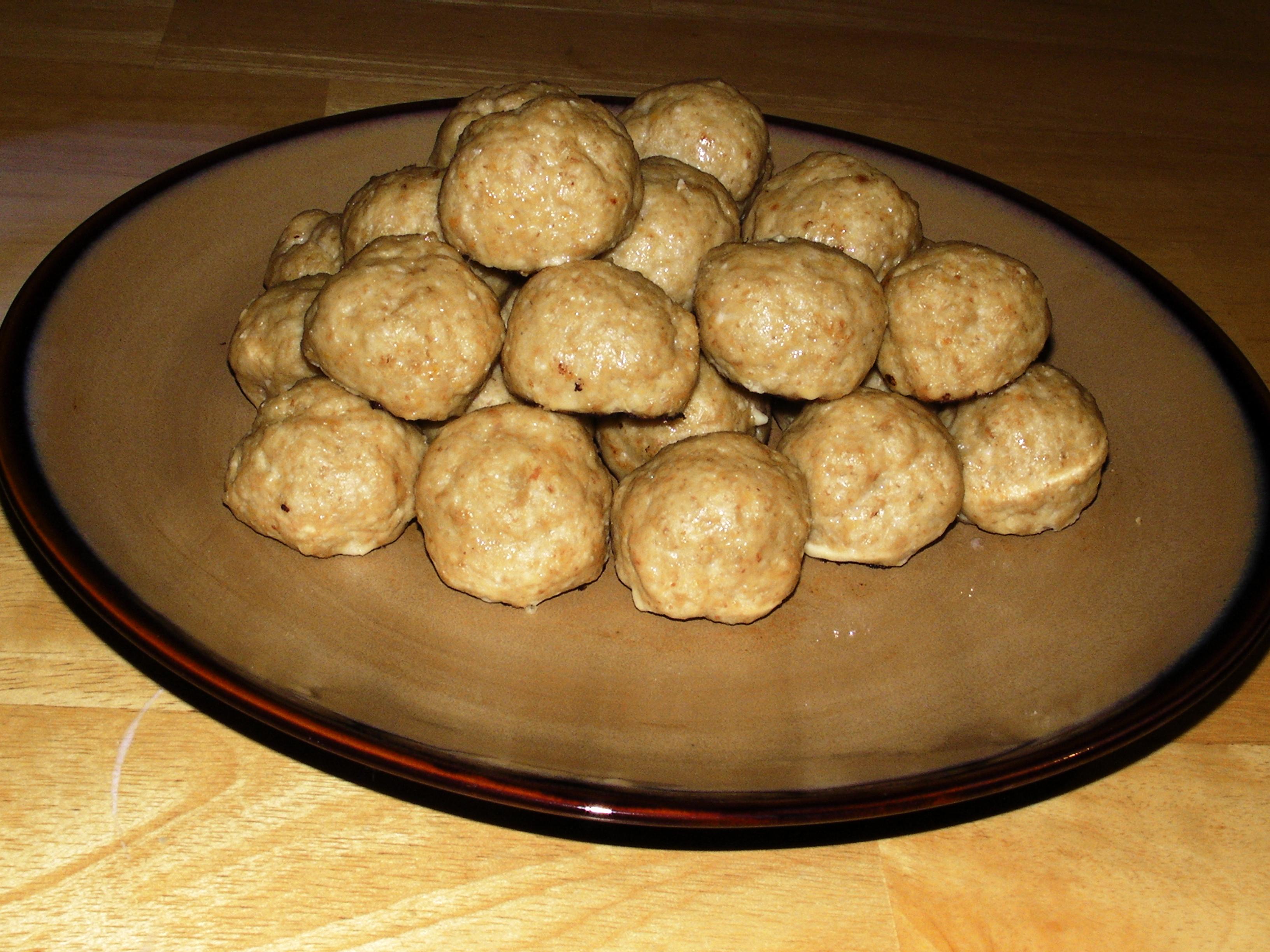 Picture of Italian Meatballs
