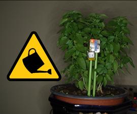 Plant Watering Warning