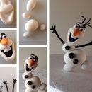 Frozen Olaf Cake Topper