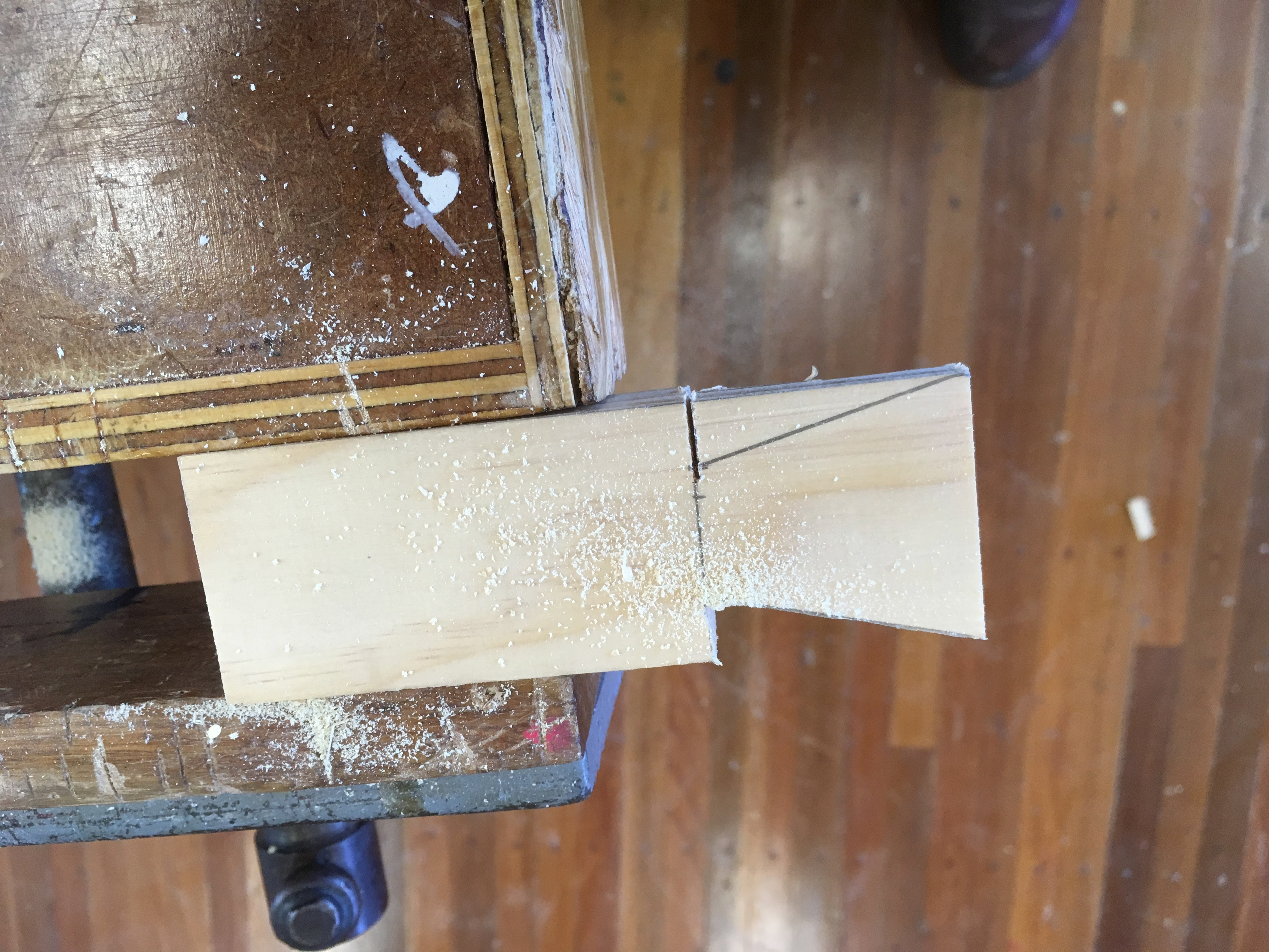 Picture of Dovetail Joint