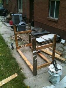 Step 5: Long Shelf