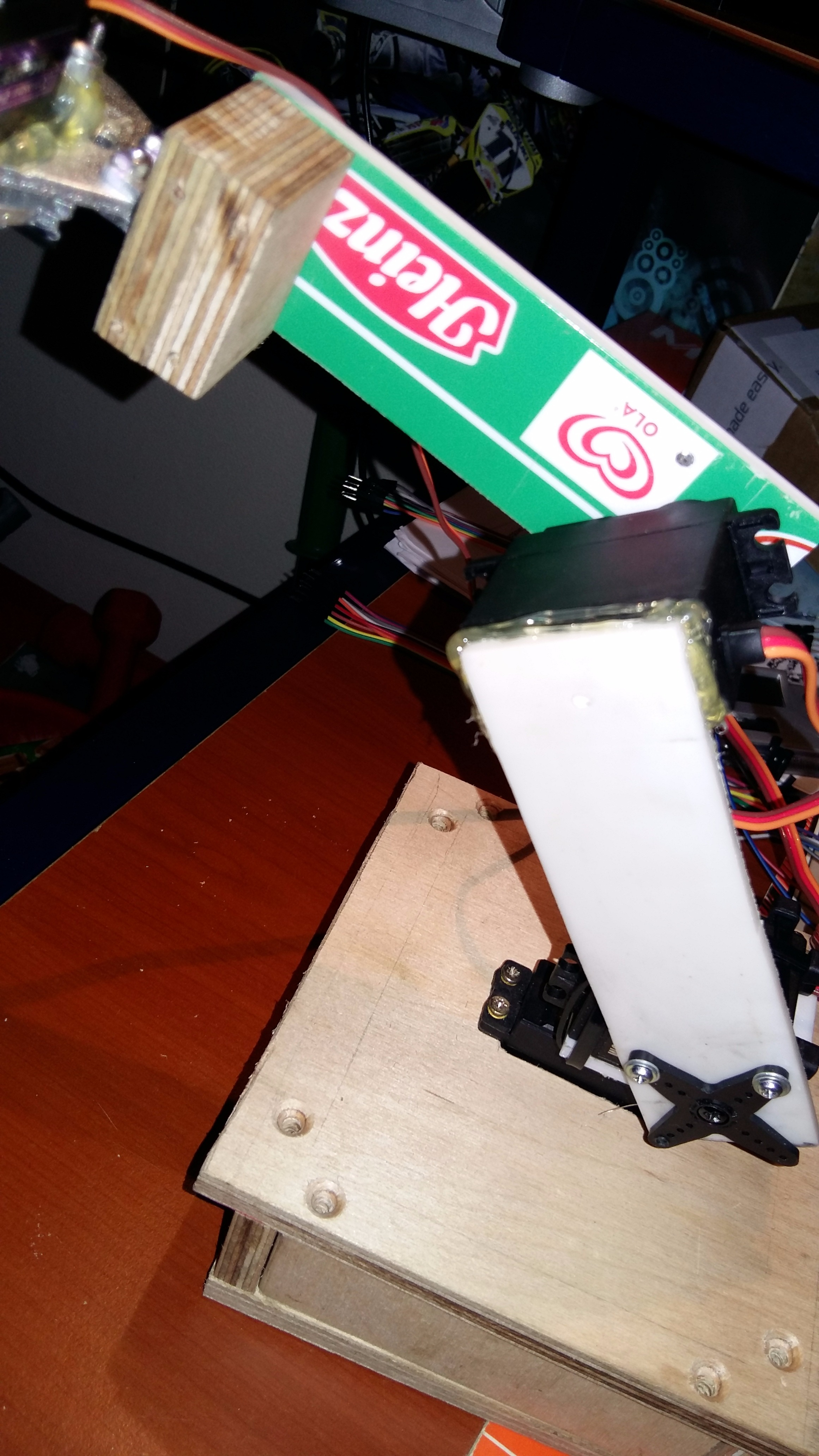 Picture of Fabrication Robot Arm