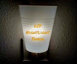 DIY Nightlight Shade