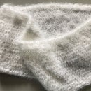 How to Crochet a Fluffy Infinity Scarf