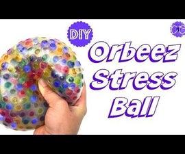 DIY Orbeez Stress Ball