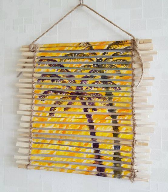 Picture of Chopstick Painting