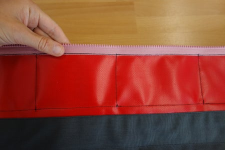 Upper Side Pouches: Check Back