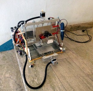 CNC Out of a Scanner (cheap)