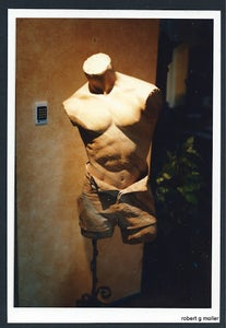 Fiber Glass Statue Short Cuts