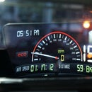 Do Not Throw Away Old iPhone. Make your own Head Up Display for your car much less than $ 30.