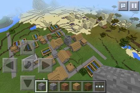 Minecraft Village 2