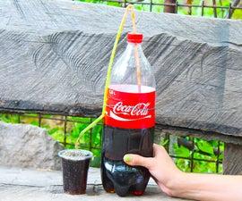 Trick With Coca Cola / Summer Life Hack