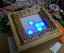 Arduino Powered Binary Clock