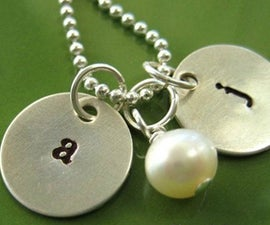 Initial necklace for mom- personalized mommy necklace