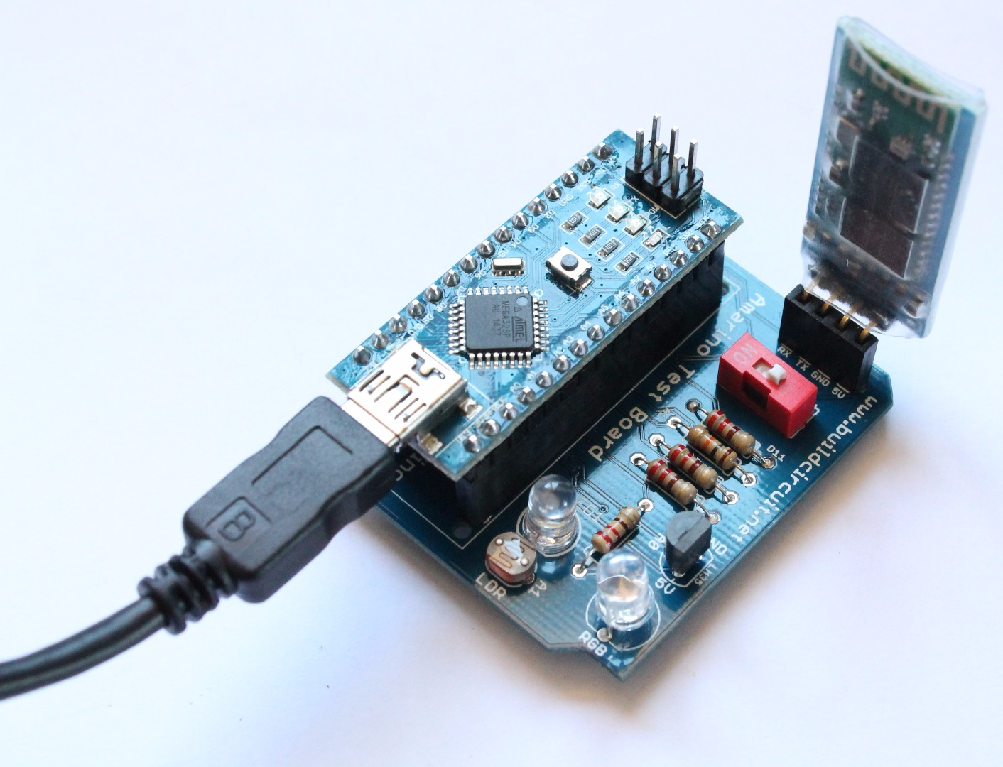 Picture of Download MeetAndroid Library for Arduino