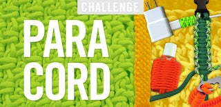 Paracord Challenge