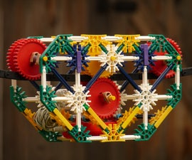 Knex Cable Car