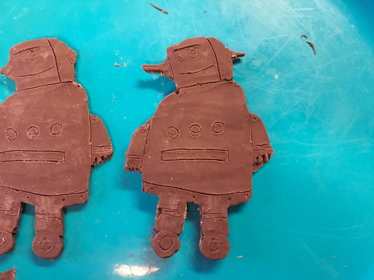 Picture of Custom Chocolate Mold!