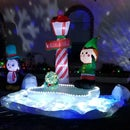 Iceberg for a Christmas Narwhal