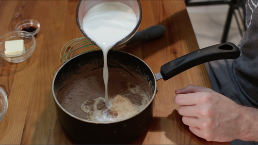 Milk and Stir